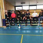 Groep 2de training